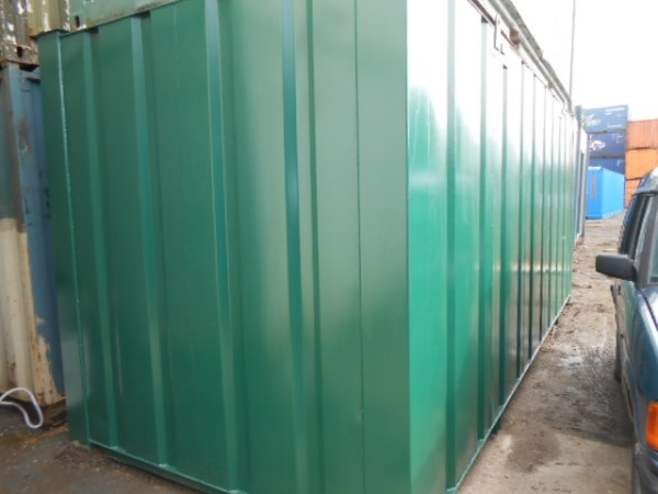 20ft Split Storage Container