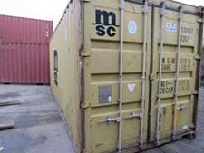 storage containers used