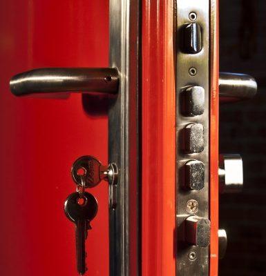 Kirncroft Security Door