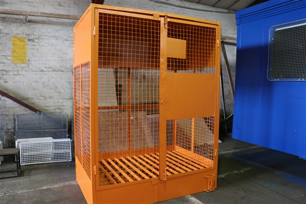 Steel Bottle/ Cylinder Storage Cage