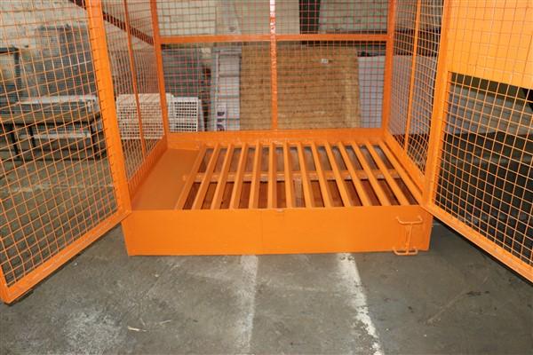 Steel Bottle/ Cylinder Storage Cage